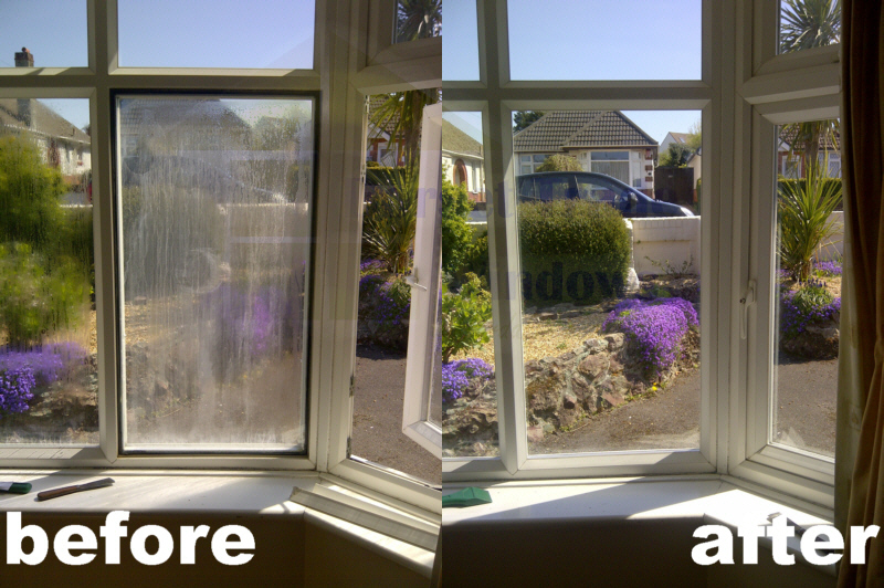 Double Glazed Units : Dorset trade windows repair broken and misted